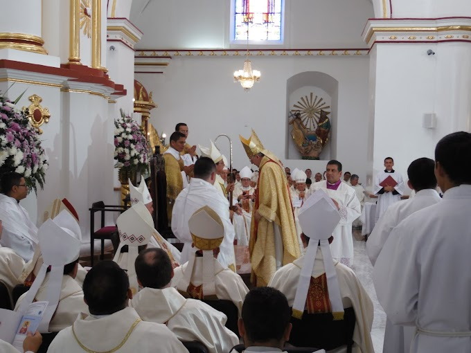 Málaga celebra Ordenación Episcopal de su primer Obispo