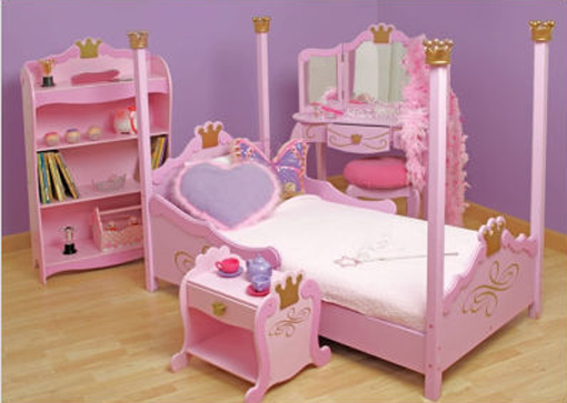 Baby Girl Furniture : Pictures Gallery of toddler girls bedroom furniture