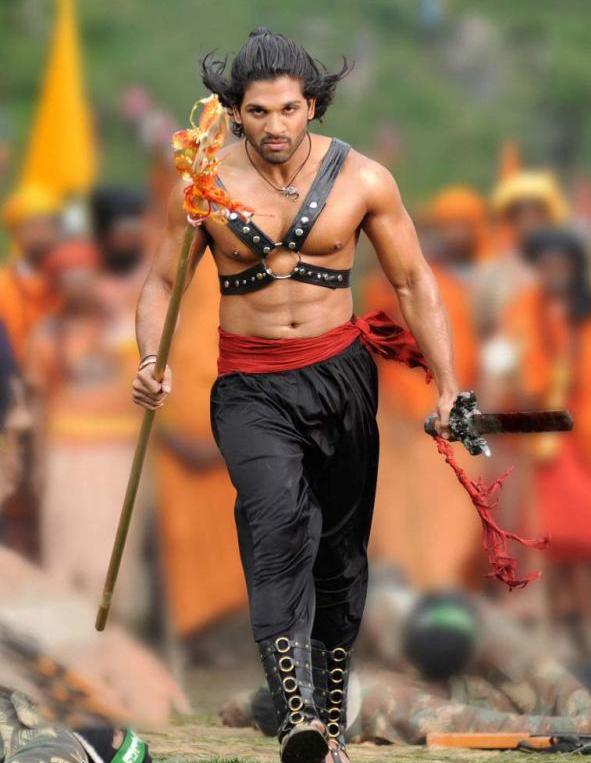 Actor Allu Arjun: Allu Arjun HD Wallpapers