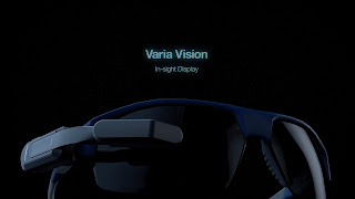 Varia Vision - augmented reality display