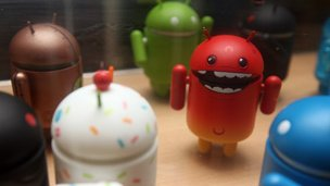 Android handsets dominate the mobile market