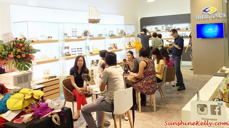Image result for vision space optometrist sunway giza