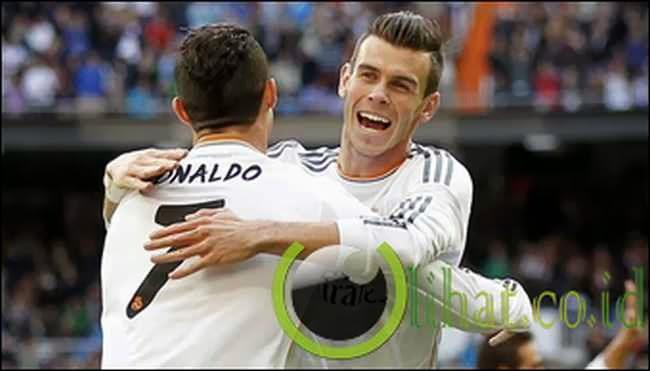 Cristiano Ronaldo & Gareth Bale