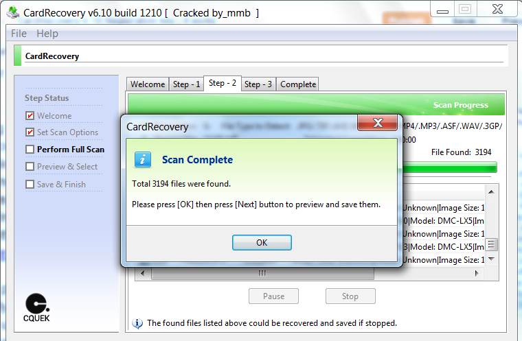 Download Cardrecovery 6.10 Serial Key And Crack free ...
