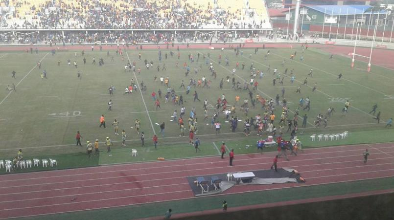Digicel Cup brawl: PNG Sports Minister wants Mt Hagen Eagles suspended