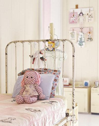 Decorando casas y mas modernos dormitorios infantiles estilo vintage en el 2012 - Dormitorios infantiles vintage ...