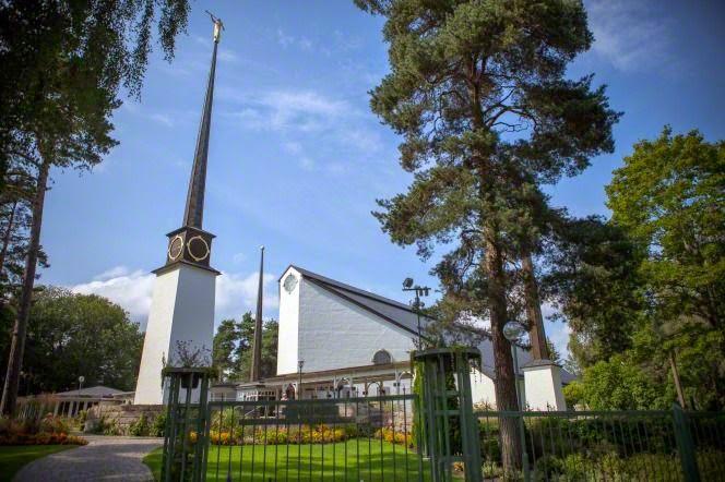 Stockholm, Sweden LDS Temple