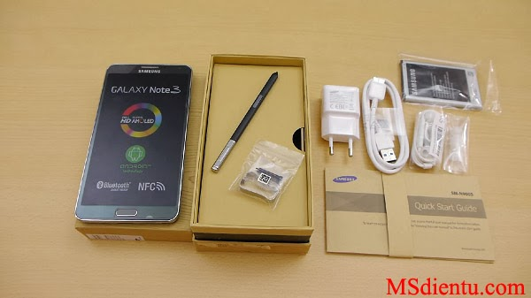 phụ kiện Samsung Galaxy Note 3 trung quốc