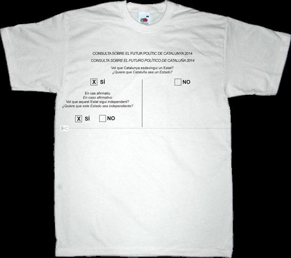 catalonia independence freedom referendum 9n t-shirt ephemeral-t-shirts
