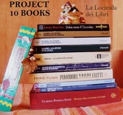 PROJECT 10 BOOKS [Iniziativa nata su Youtube]