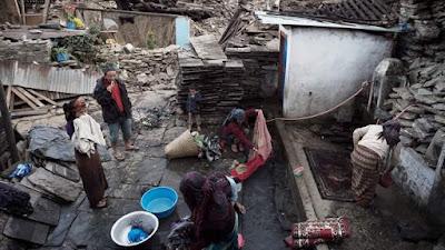 Gempa di Nepal Telah Menggeser Gunung Everest