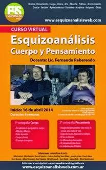 Esquizoanálisis                             curso Virtual