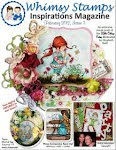Whimsy Stamps Magazine Publication