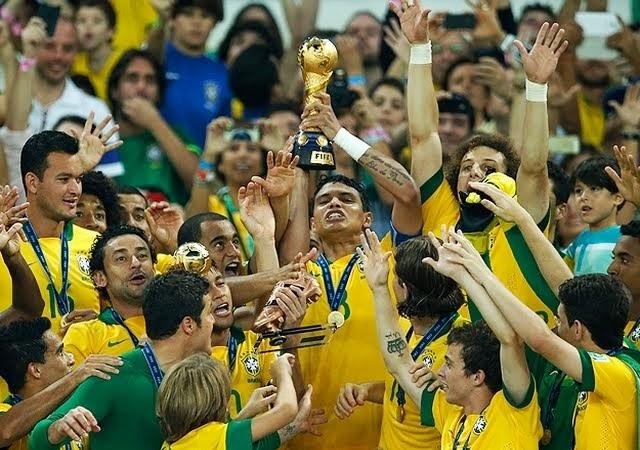 BRASIL CAMPEON