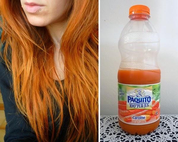 Coloration cheveux jus de betterave