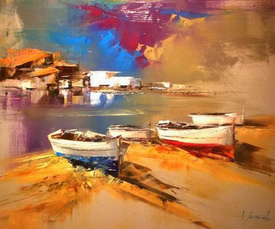 Pejzaži u slikarstvu... - Page 2 Landscape+Paintings+by+Josep+Teixido+%284%29