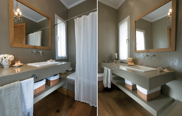 Bachas Para Baño Modernas: de los que puedes usar en la sala Es uncambio fácil que hace una