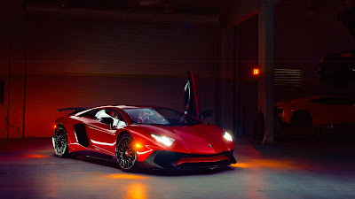 Baixe grátis papel de parede Papel de Parede carros importados Lamborghini Aventador Superveloce em hd 1080p. Download sports car lamborghini Desktop wallpaper, background images, pictures in HD and Widescreen high quality resolution for free.