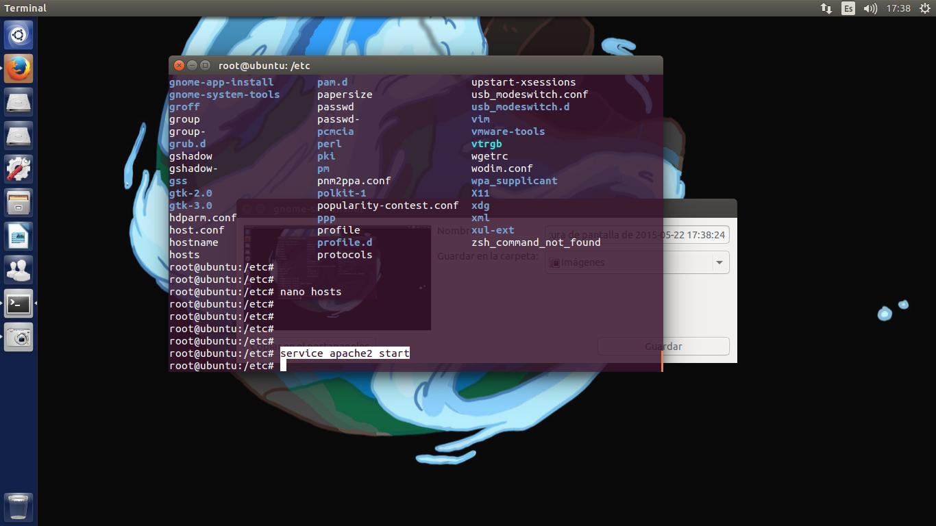 Maestre procrastinador ii montar un servidor web en - Montar un servidor en casa ...