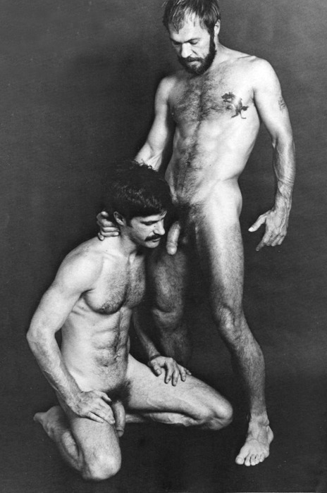 hairy men nudes