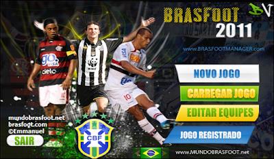 Brasfoot 2011: Skin Craques Brasileirão