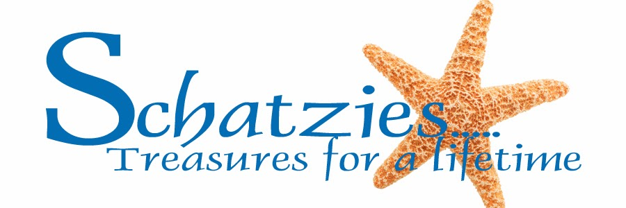 Schatzies..Treasures for a lifetime