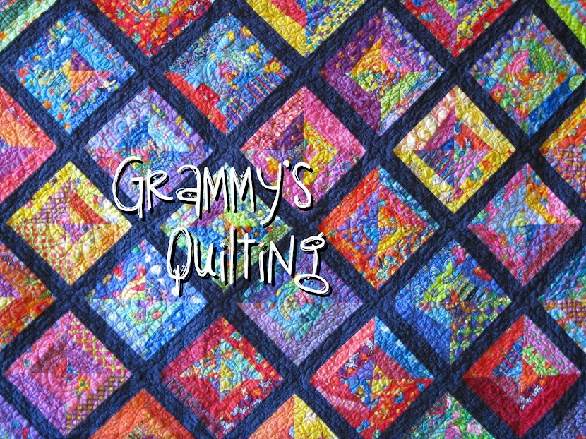 Grammy's Quilting