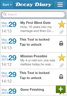 Doozy Diary Free Download on iPhone