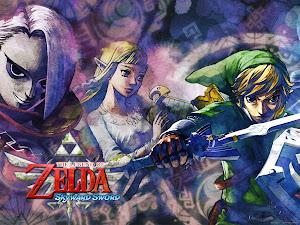 La leyenda de Zelda Skyward sword