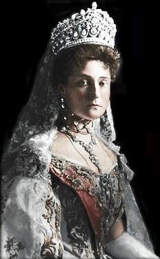 HIS BIO: Tsarina Alexandra Feodorovna Romanova