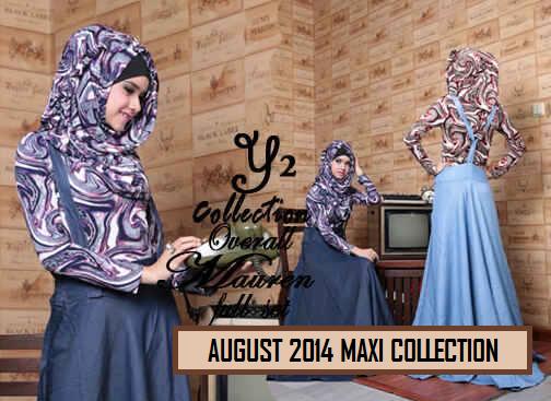 MAXI DRESS AUGUST'14 (I)