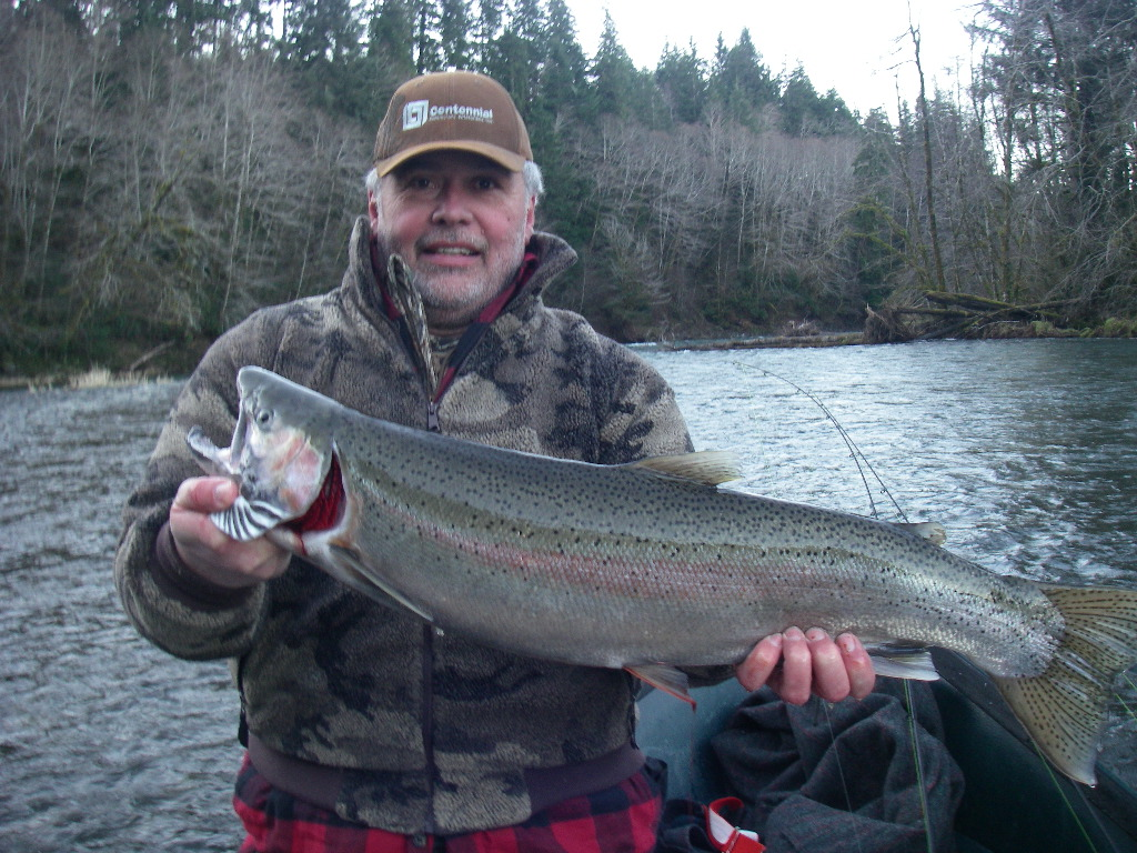 Forever fishing washington state trout anyone for Sol duc river fishing