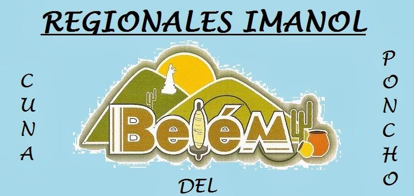 """REGIONALES IMANOL"""