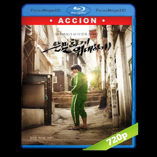 Secretly Greatly(2013) BrRip 720p Koreano AC3+subs