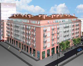 Cas inmobiliaria pisos obra nueva la muela for Piso obra nueva zaragoza