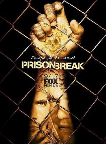 Download - Prison Break - Em Busca da Verdade - Temporada Completa (2006) - BluRay 720p Dublado - Via MEGA - Torrent