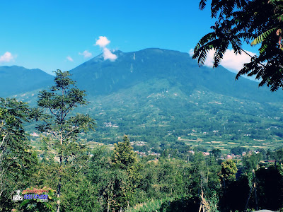 Gunung Singgalang Bukit Tinggi