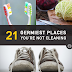 21 Germiest Places You're Not Cleaning