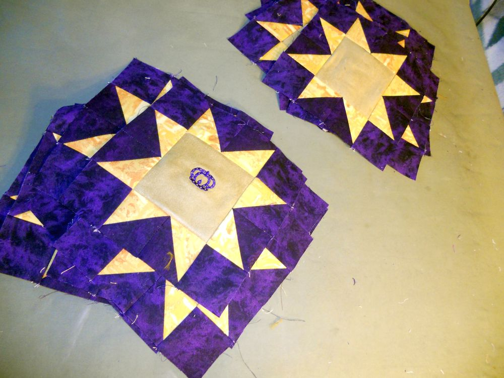 Katie's Quilts and Crafts: New Crown Royal Quilt : crown royal quilt patterns free - Adamdwight.com