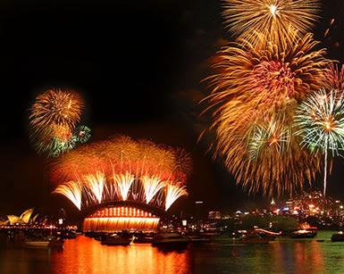 Happy New Year Celebration stills