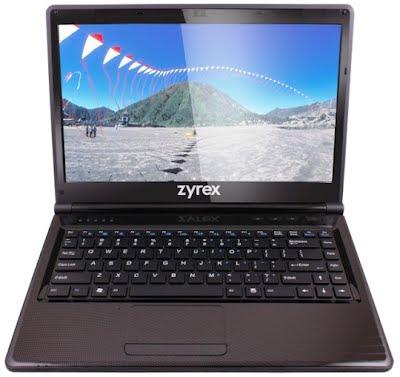 Harga Notebook ZYREX dan MSI Terbaru