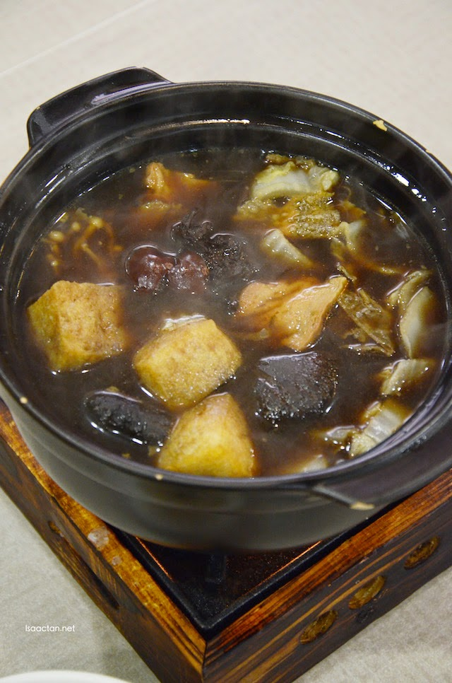 Traditional Chinese Herbal Soup with Rice - RM20.90