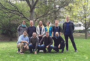SCB-ES Board, Frankfurt, April 2016