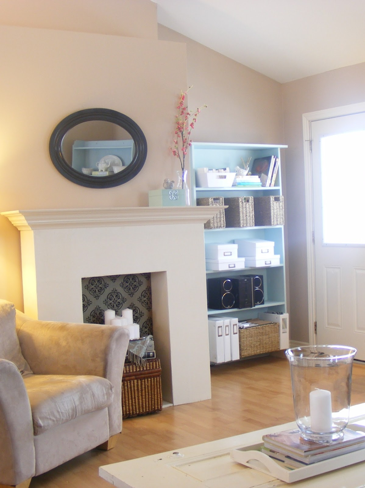 ... to Imperfect Homemaking: {Home Staging 101} Part 2: My Living Room