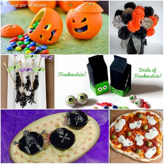 Ideas Diy Para Halloween 2013 Mi Casa Por El Tejado - Cosas-de-halloween-para-hacer-en-casa