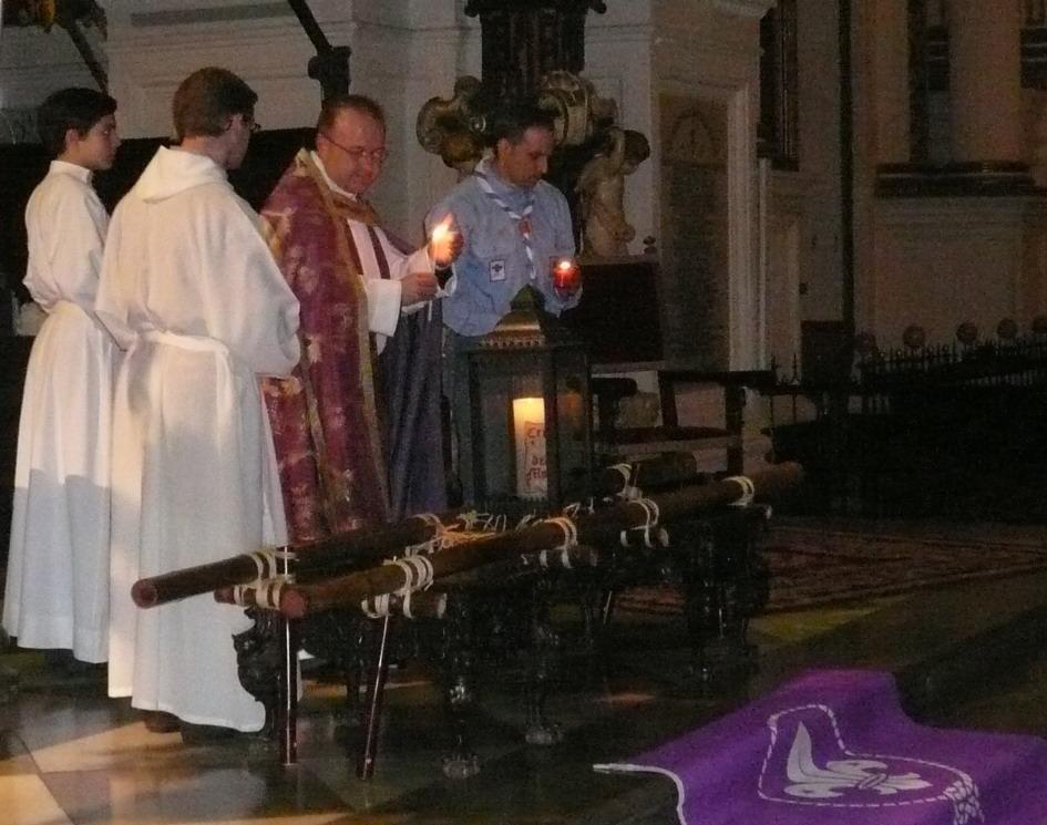 Blog scout de antonio alaminos diciembre 2011 - Santa ana atarfe ...