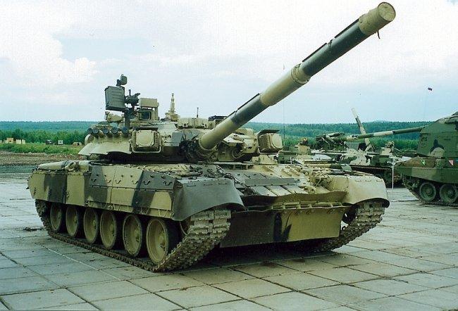 Tanques Rusos.