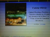 Hotel Robert en Caleta Olivia