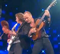 Sting Live concert