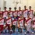 La Selección de Sevilla Infantil Masculina rumbo al Campeonato de Andalucía de Selecciones Provinciales.